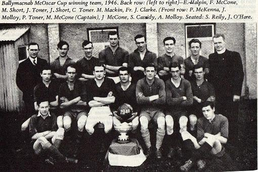 Mid Division Winners 1946
